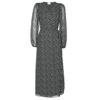 Vêtements Femme Robes longues Vila VICELIMA Noir