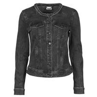Vêtements Femme Vestes en jean Vila VISASHI Noir