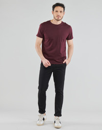 Vêtements Homme Chinos / Carrots Selected SLHSLIM-MILES FLEX Noir