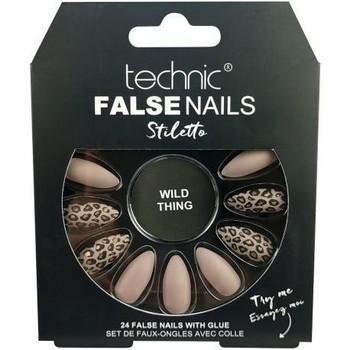 Beauté Femme Accessoires ongles Technic Faux ongles Stiletto   Wild Thing Autres
