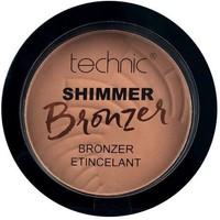 Beauté Femme Blush & poudres Technic Poudre Shimmer Bronzer Montego Bay   11g Autres