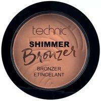 Beauté Femme Blush & poudres Technic Poudre Shimmer Bronzer Mandalay Bay   11g Autres