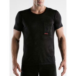 Vêtements Homme T-shirts manches courtes Code 22 T-shirt manches courtes Core Code22 Noir