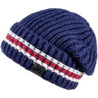 Accessoires textile Homme Bonnets Mokalunga Bonnet Nils Bleu-Marine