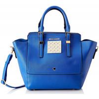 Sacs Femme Sacs porté main Thierry Mugler Sac  Eclat 6 Bleu (rft) Bleu