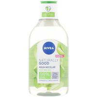 Beauté Femme Démaquillants & Nettoyants Nivea Naturally Good Agua Micelar