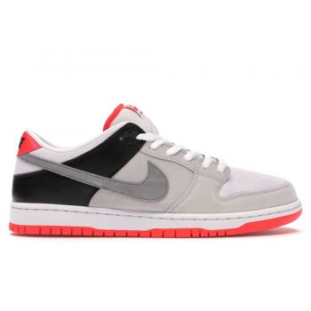 Chaussures Baskets basses Nike SB Dunk Low Infrared NEUTRAL GREY/COOL GREY-BLACK-INFRARED