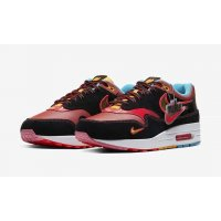Chaussures Baskets basses Nike Air Max 1 NYC Chinatown Black/Multicolor