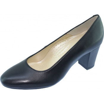 Chaussures Femme Escarpins Les Escarpins D'hotesses Voltige Alarm Free Escarpins Hotesses Noir