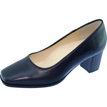 Chaussures Femme Escarpins Les Escarpins D'hotesses Barbade Alarm Free Escarpins Hotesses Bleu