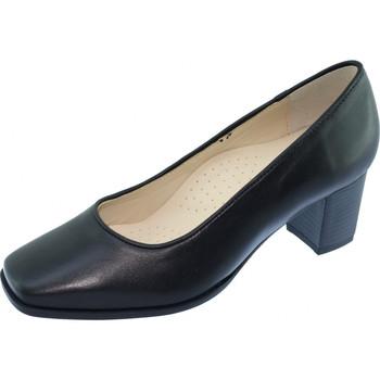 Chaussures Femme Escarpins Les Escarpins D'hotesses Barbade Alarm Free Escarpins Hotesses Noir