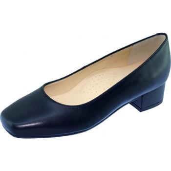Chaussures Femme Escarpins Les Escarpins D'hotesses Bora-Bora Alarm Free Escarpins Hotesses Bleu