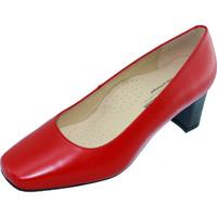 Chaussures Femme Escarpins Les Escarpins D'hotesses Papeete Alarm Free Escarpins Hotesses Rouge