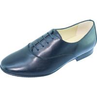 Chaussures Femme Richelieu Les Escarpins D'hotesses Joy Alarm Free Derby Hotesses Noir