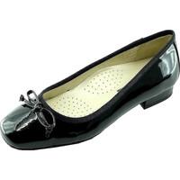 Chaussures Femme Ballerines / babies Les Escarpins D'hotesses Squirel Alarm Free Ballerines Hotesses Noir