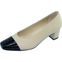 Chaussures Femme Escarpins Angelina Winnie Escarpins Hotesses Beige