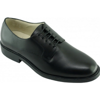 Chaussures Homme Derbies Uniform-Shoes Brighton Alarm Free Derby Steward Noir