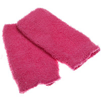 Accessoires Femme Chaussettes Twinday Guêtre - Mode - GUETRES BABY Rose fluo