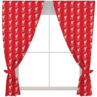 Maison Rideaux, voilages, stores Liverpool Fc 168 x 183 cm Rouge