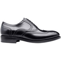 Chaussures Homme Derbies Finsbury Shoes STRAND Noir
