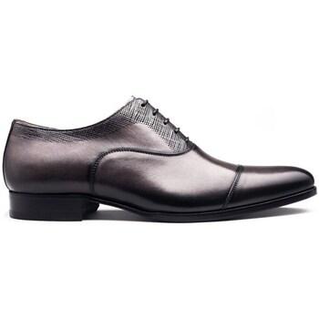 Chaussures Homme Richelieu Finsbury Shoes VENEZIA Gris