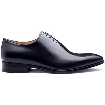 Chaussures Homme Derbies Finsbury Shoes VASCO Noir