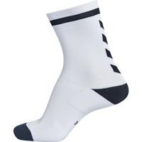 Accessoires Enfant Chaussettes Hummel Chaussettes  elite indoor sock low blanc/noir