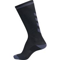 Accessoires Enfant Chaussettes de sport Hummel Chaussettes  elite indoor high noir/gris foncé