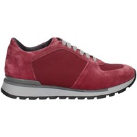 Chaussures Homme Baskets basses Campanile X13 CERISE
