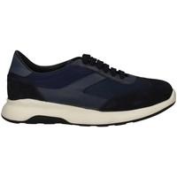 Chaussures Homme Baskets basses Campanile X114 BLEU
