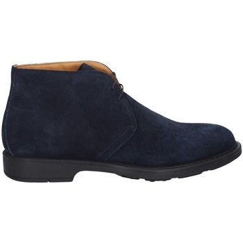 Chaussures Homme Boots Campanile X111 BLEU