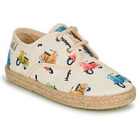 Chaussures Garçon Baskets basses Citrouille et Compagnie OSTINO Multicolor