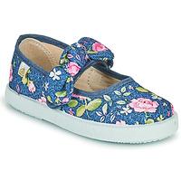 Chaussures Fille Ballerines / babies Citrouille et Compagnie OZETTE Jeans