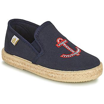 Chaussures Enfant Ballerines / babies Citrouille et Compagnie OPASTA Marine