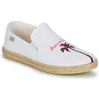 Chaussures Fille Ballerines / babies Citrouille et Compagnie OWAT Blanc