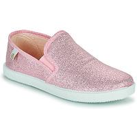 Chaussures Fille Ballerines / babies Citrouille et Compagnie OBILA Rose