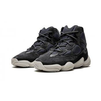 Chaussures Baskets basses adidas Originals Yeezy 500 High Slate Slate/Slate/Slate