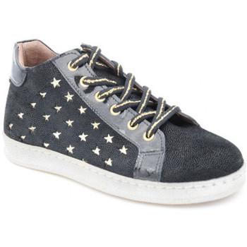 Chaussures Fille Baskets basses Bellamy ninon Noir