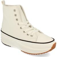 Chaussures Femme Baskets montantes Buonarotti 1AP-1048 Blanco