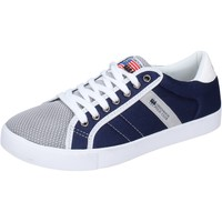 Chaussures Homme Baskets basses Greenhouse Polo Club BJ90 Bleu