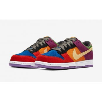 Chaussures Baskets basses Nike SB Dunk Low Viotech Viotech/Viotech
