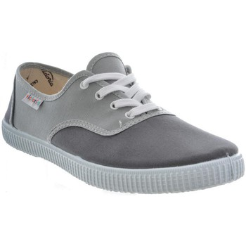 Chaussures Homme Baskets mode Victoria baskets mode  bicolore gris gris
