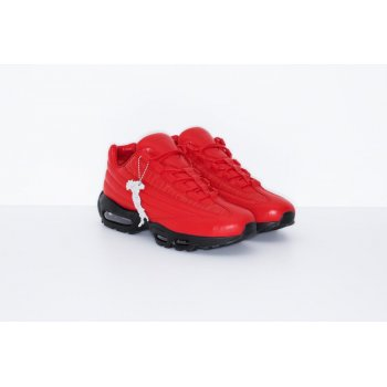Chaussures Baskets basses Nike Air Max 95 Lux x Supreme Red UNIVERSITY RED/UNIVERSITY RED-BLACK
