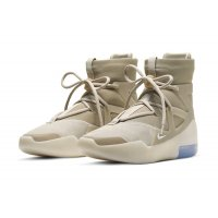 Chaussures Baskets montantes Nike Air Fear Of God 1 Oatmeal Multicolor/String-Oatmeal-Pale Ivory