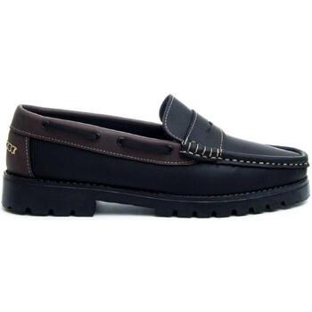 Chaussures Homme Mocassins Montevita 68078 BLACK