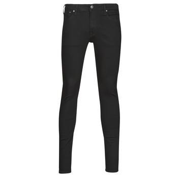 Vêtements Homme Jeans slim Jack & Jones JJITOM Noir