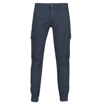 Vêtements Homme Pantalons cargo Jack & Jones JJIPAUL Marine