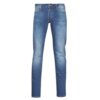 Vêtements Homme Jeans slim Jack & Jones JJIGLENN Bleu medium