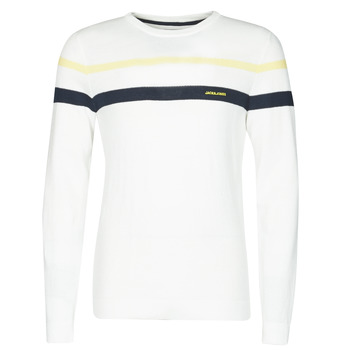 Vêtements Homme Pulls Jack & Jones JJSMITH Blanc