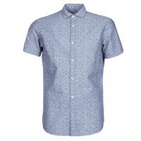 Vêtements Homme Chemises manches courtes Jack & Jones JPRBLASUMMER Bleu